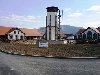 Masarykov dvor Vígľaš-Pstruša