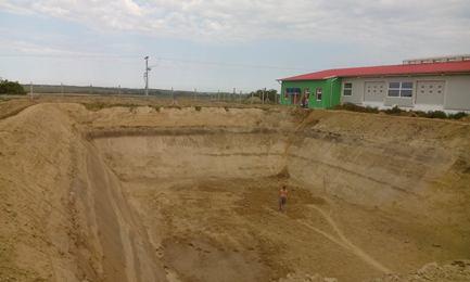 Zavlažovacia nádrž Dubník