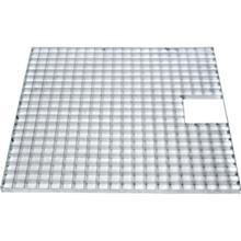 Mriežka - pozink.oceľ 40 x 40 cm /  1322012