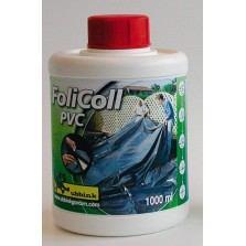 Lepidlo na PVC 1000ml FoliColl + štetec na 40m2 / 1061915