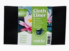 Textilná výplň do košíkov pre vodné rastliny 45 x 45 cm