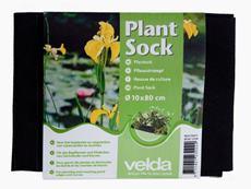Podlhovasté vrecko pre vodné rastliny Ø 10 x 80 cm