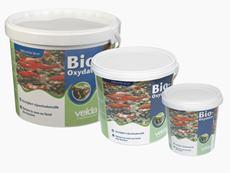 Bio-Oxydator, odstraňuje organické bahno na dne jazera