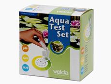 Profesionálny Aqua test set, meria pH, GH, KH