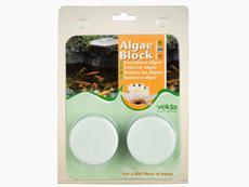 Algae Block, extra veľké tablety proti riasam v rybníku / 122421