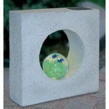 Svetlo v hranatom kameni / 51335