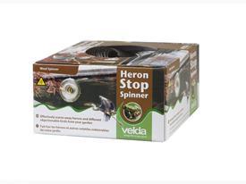 Heron Stop Spinner / 128036