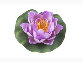 Lotus Foam pink 10 cm / 123583