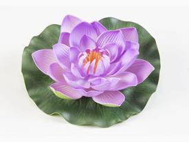 Lotus Foam pink 17 cm / 123588