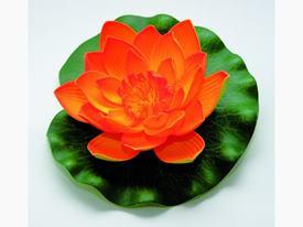 Lotus Foam Orange 17 cm / 123665