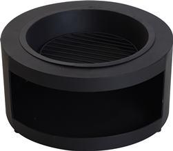 Ohnisko okrúhle čierne na položenie