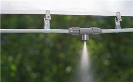 City gardening vonkajšia hmlová hadica Automatic - súprava / 13137-20