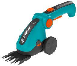Akumulátorové nožnice na trávu a kríky ComfortCut - súprava / 9857-20