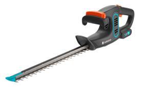 Akumulátorové nožnice na živý plot EasyCut Li / 9836-20