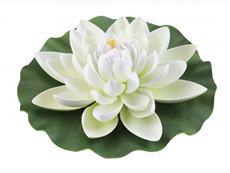Lotus Foam white 10 cm / 123581