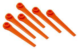 Náhradné nožíky pre accu-trimmer 9823, 9825 (20 ks) / 5368-20