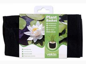 Košík/vrecko pre rastliny Ø 25 x 20 cm