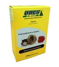 ORES zed BF wheat 150g (pšenica3x50g)